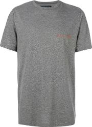 Natural Selection Joseph T Shirt Men Cotton Xs, Grey
