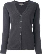 N.peal Cashmere V Neck Cardigan Women Cashmere S, Women's, Grey