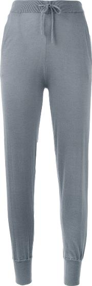 N.peal Relaxed Lounge Trousers Women Cashmere S, Grey