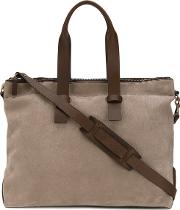 Arman Weekender Bag Women Calf Leather One Size, Brown