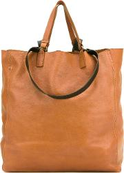 Seura Tote Women Horse Leather One Size, Brown
