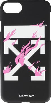 Off White Arrow Fire Iphone 7 Case