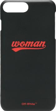 Off White Woman Iphone 7 Plus Cover