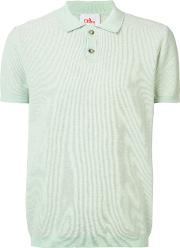 Classic Polo Shirt Men Cotton M, Green
