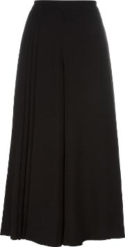 Madison Trousers Women Triacetatepolyesterviscose 8, Black