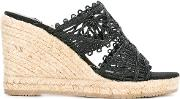Paloma Barcelo Wedge Sandals