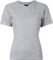 'holiday' T Shirt Women Polyesterrayon M, Grey