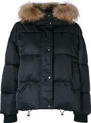 P.a.r.o.s.h. Parka Coat Women Polyester Xs, Black