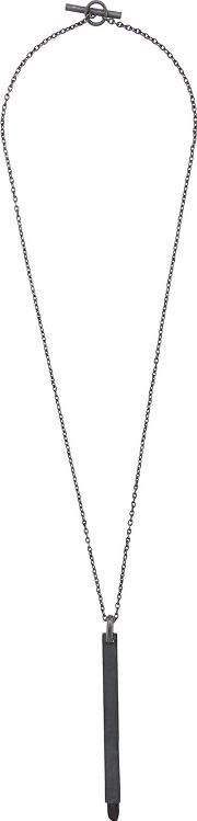 Talisman Inverted Wedge Necklace