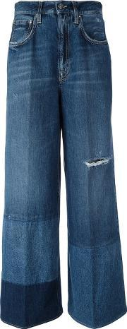 'europa' Jeans Women Cotton 26, Women's, Blue