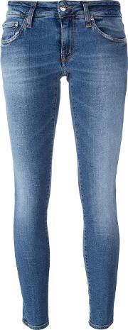 'magda' Jeans Women Cottonspandexelastane 30, Women's, Blue