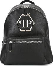 'nicosia' Backpack Men Calf Leather One Size, Black