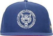 Logo Embroidered Cap Men Cotton One Size
