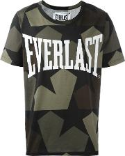 1961 Camouflage Print T Shirt Men Cotton Xl, Black