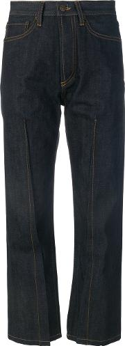 1961 Cropped Straight Leg Jeans