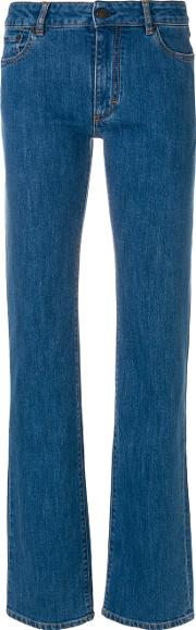 1961 Mid Rise Bootcut Jeans