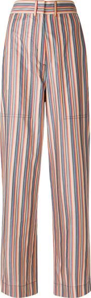 1961 Striped Trousers