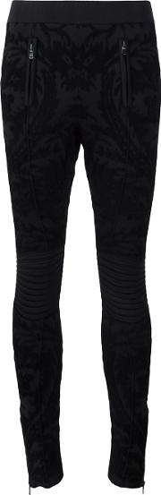 Ralph Lauren Collection Skinny Trousers Women Silkpolyesterviscose L, Black