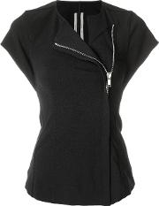 Fitted Zipped Blouse