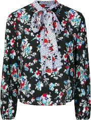 Angie's Floral Bunch Blouse