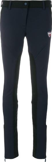 Skinny Fit Bicolour Trousers