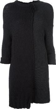Knit Dress Women Merino One Size