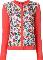 Floral Button Cardigan