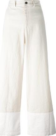 Flared Trousers Women Linenflax 6