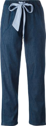Tapered Jeans Women Cotton 29