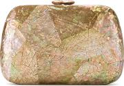 Mother Of Pearl Clutch Women Mother Of Pearl One Size