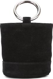 Bucket Tote Women Calf Suede One Size