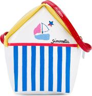 Beach Hut Shoulder Bag Kids Leather One Size