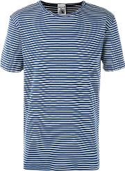 S.n.s. Herning Lemma T Shirt Men Cottonpolyester Xl, Blue