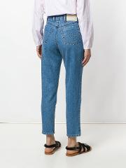 Societe Anonyme 70s Cropped Jeans