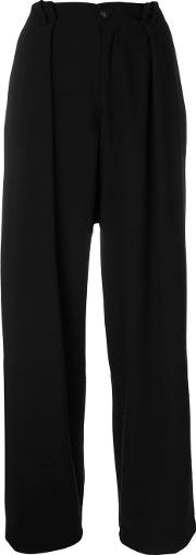 Societe Anonyme Big Pleats Trousers