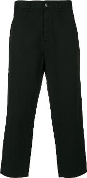 Societe Anonyme Ginza Trousers Unisex Cotton Xl, Black
