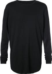 Song For The Mute Relaxed Fit T Shirt Men Cotton 54, Black