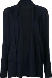 Sottomettimi Relaxed Fit Cardigan Women Merino M, Blue