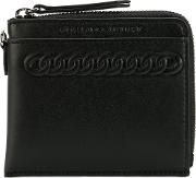 Falabella Embossed Wallet Men Artificial Leather