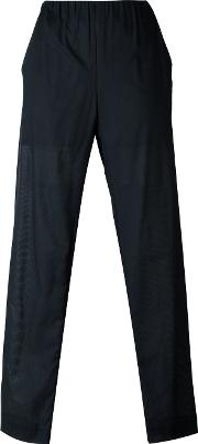 Flared Pants Women Cotton 2, Blue
