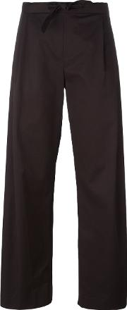 Stephan Schneider 'moral' Trousers Women Cotton Xs, Brown