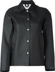 Buttoned Jacket Women Cottonpolyester S