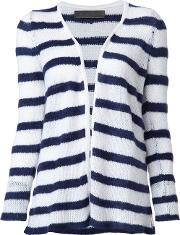 Cashmere 'mr. Simple' Cardigan Women Cashmere S, White