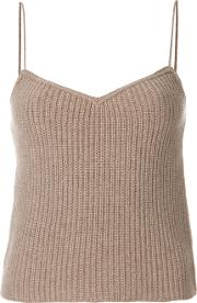 Knit Cami Top