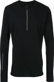 Seam Detail Longsleeved T Shirt