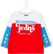 Tommy Jeans Baseball T Shirt