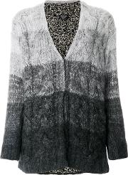 Twin Set Ombre Knitted Cardigan