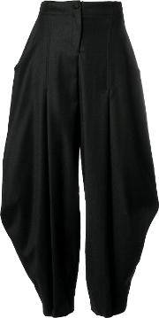 Ultrachic Wide Leg Tapered Trousers