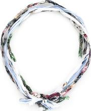 Printed Scarf Unisex Cotton One Size