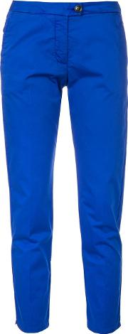New York Cropped Trousers